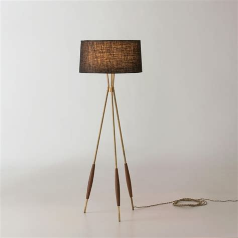 Adjustable Floor Lamps Walmart by Mulberry Tripod Floor Lamp Modern Floor Lamps By