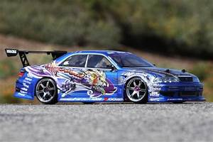 Weld X JZX100 Toyota Mark II Custom Painted RC Touring Car ...