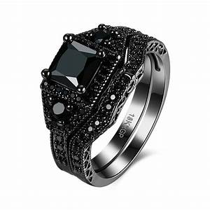 popular gold onyx ring buy cheap gold onyx ring lots from With onyx wedding ring women