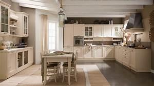 Cuisine couleur beige idee salle de bain beige cuisine for Deco cuisine avec ou trouver des chaises