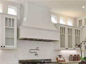 Wood Range Hoods for Custom Kitchen Cabinet Designs