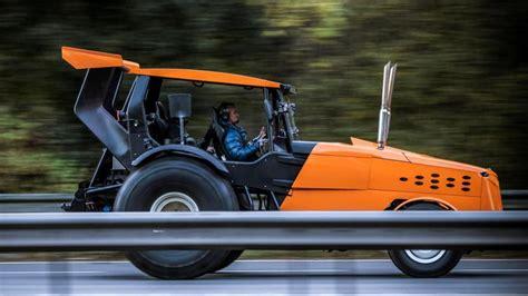 Top Gear Motors by Top Gear Traktor Schafft Mit 140 Km H Neuen Weltrekord Welt