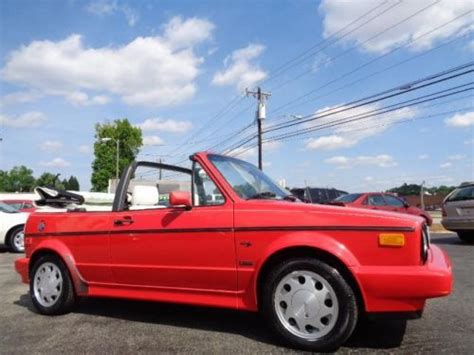 how to sell used cars 1993 volkswagen cabriolet auto manual purchase used 1993 volkswagen cabriolet in greensboro north carolina united states for us