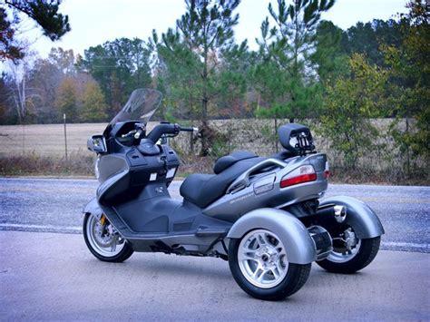 Motor Trike Announces The Suzuki Burgman 650 Trike