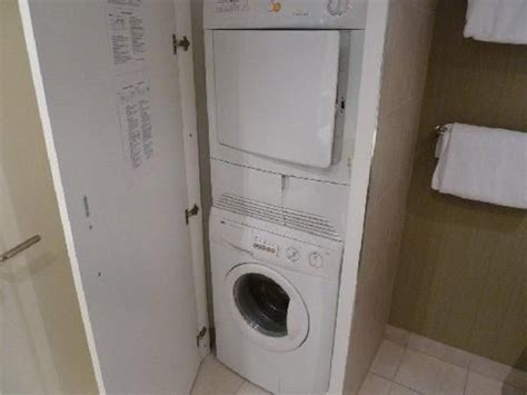 Tumble Dryer In Cupboard by Tumble Dryer On Top Of Washing Machine Search