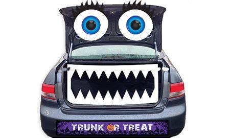 trunk or treat decorating kits trunk or treat car decorating kit sku 603516 5 99