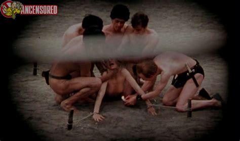 Renata Moar Nue Dans Salo Ou Les 120 Journées De Sodome