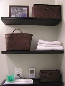 33, Clever, U0026, Stylish, Bathroom, Storage, Ideas