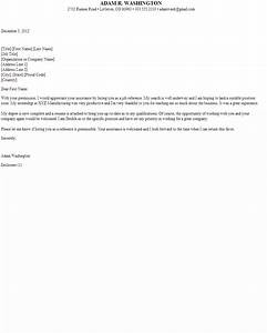 Cover Letter Re mendations Best Template Collection