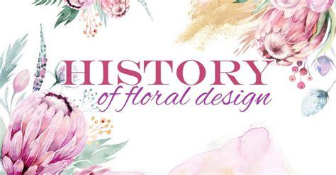 history  floral design    vase