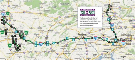tolls  increase  ninth consecutive year