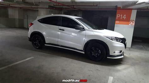 Modifikasi Mobil Hrv Atau Variasi by Honda Hrv Asal2 Modif Sueeekk
