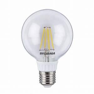 Ampoules Gratuites Edf : sylvania ampoule led retro filament globe g80 e27 50w ~ Melissatoandfro.com Idées de Décoration