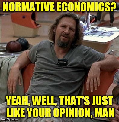 Economic Memes - that rug really tied the room together did it not economics memes