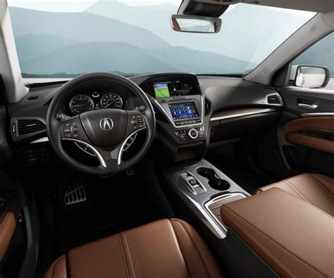 2018 Acura Mdx Hybrid, Release Date, Price