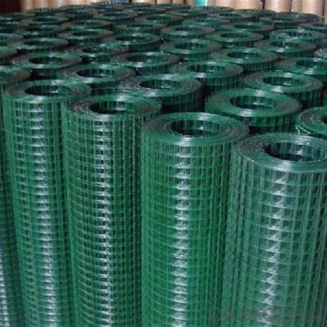 buy pvc coated welded wire mesh iso standard pricesize