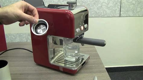 Kenwood kmix ES 021 Espresso Machine : Coffee Maker iGyaan Studio   YouTube
