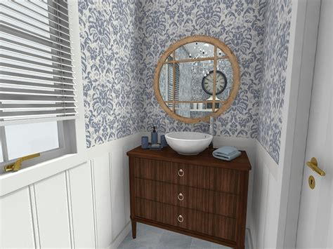 Beadboard Powder Room : 10 Spring Decorating Ideas To Inspire Your Home