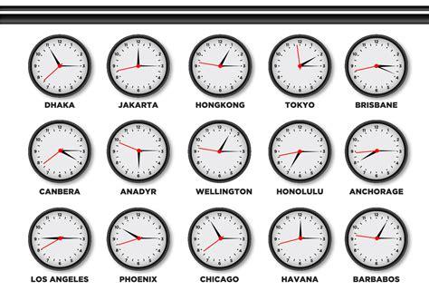 reloj de zona horaria descargue graficos vectores gratis