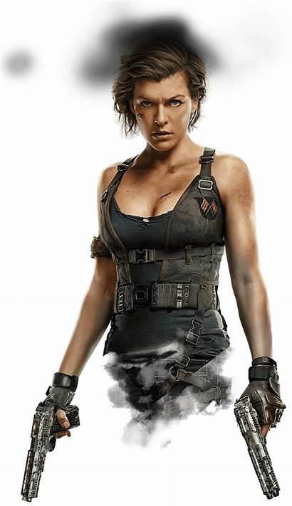 Resident Evil Alice Transparent Pluspng Vsbattles Wiki