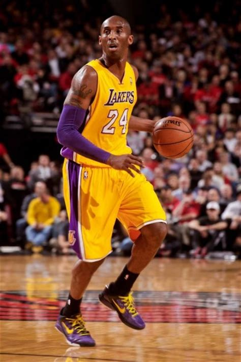 The Black Mamba Debuts the 'Imperial Purple' Kobe VII (7 ...