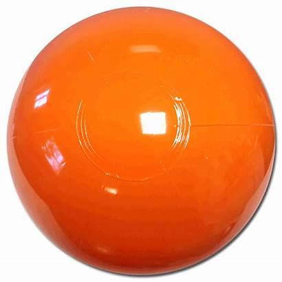 Beach Balls Solid Orange Beachballs Return Main