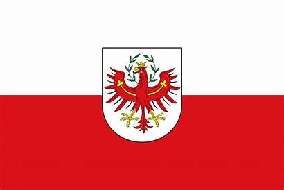 Flag Tirol State Tyrol Svg Austria Region