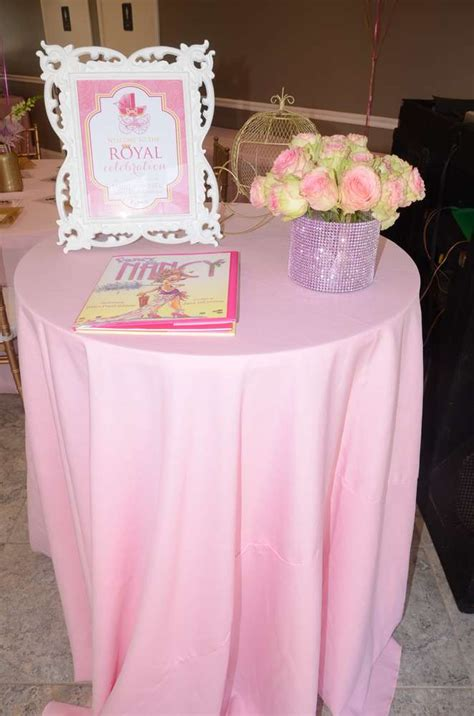 Royal Princess Baby Shower Party Ideas  Photo 1 Of 12
