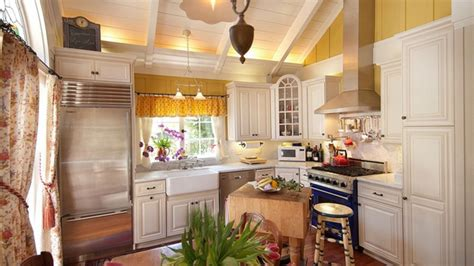 simple  amazing country kitchen decors home design