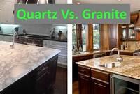 quartz vs granite countertops Quartz Vs. Granite Countertops - A Geologist's Perspective