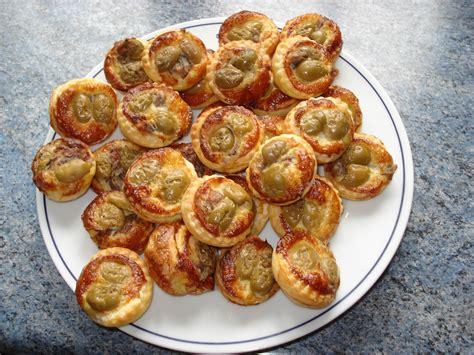 petit four sale pate feuilletee 28 images petits fours 1 les mini quiches au jambon la bo