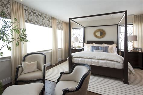 decorating ideas for small bedrooms vibrant transitional master bedroom robeson design san