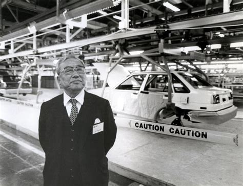 Eiji Toyoda, Promoter of the Toyota Way and Engineer of ...