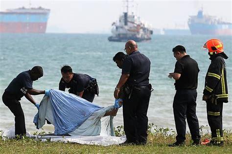 boy  drowns  east coast park latest singapore news