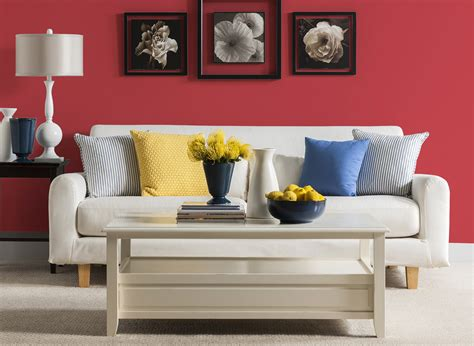 poinsettia red living room living room colours rooms