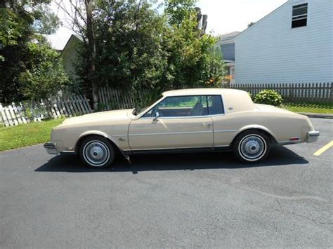 how do cars engines work 1979 buick riviera head up display find used 1979 buick riviera 75000 miles turbocharged 3 8 v 6 excellent in cortland new york