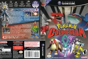 pokemon colosseum gamecube images