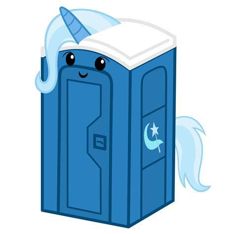 owner of dixie toilet the great and powerful dixi by ponyhd on deviantart
