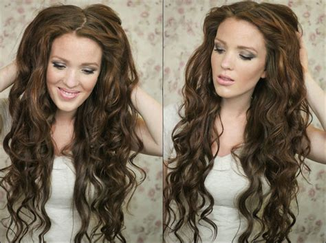 the freckled fox the basics hair week tutorial 1 everyday curls review and giveaway