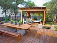 Patio Designs Pergola Designs & How to Build a Pergola | HGTV