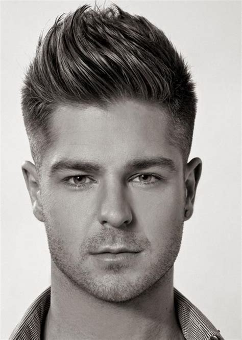 images  mens short hairstyles  pinterest