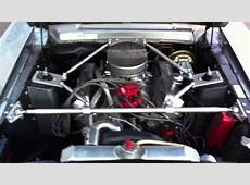 1967 ford mustang shelby GT500 Eleanor engine bay YouTube