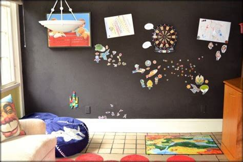 Using Magnetic Paint