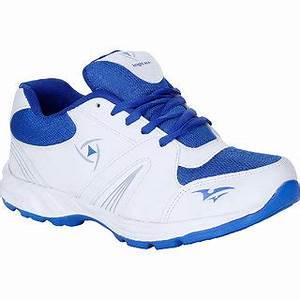 Buy Kraasa Men'S White Sports Shoes Online - Get 62% Off