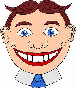 PERSON, CARTOON, BIG, MOUTH, FUNNY, SMILING, LAUGH ...
