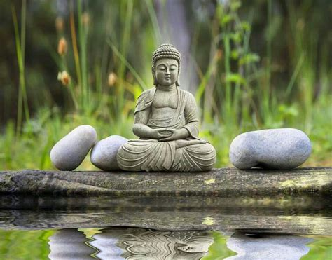 Buddha Zen Garten by Meditation Peace Buddha Buddha Buddha Buddha Zen