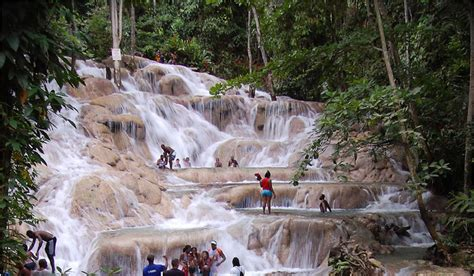 Living On A Boat In Jamaica by 4 Spectacular Caribbean Waterfalls Caribbean Co