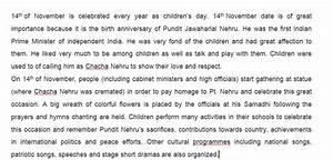 Children's Day Speech & Essay PDF Download in English ...