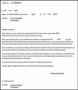 Modele De Lettre De Relance : envoyer une lettre de rappel sogelink ~ Gottalentnigeria.com Avis de Voitures