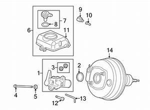 Audi A7 Booster Assy  Brake Booster  Power Booster  Power